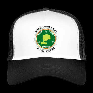 bonsai tunnus - Trucker Cap