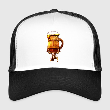Beer Titan Atlas - Trucker Cap