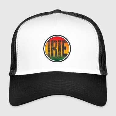 irie - movement of yah - Trucker Cap