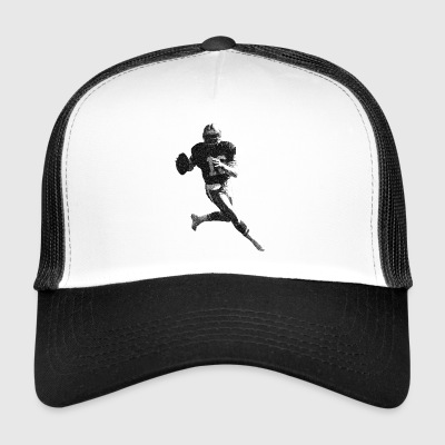 Football Joe - Trucker Cap