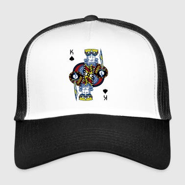 Re di Picche Poker Hold'em - Trucker Cap