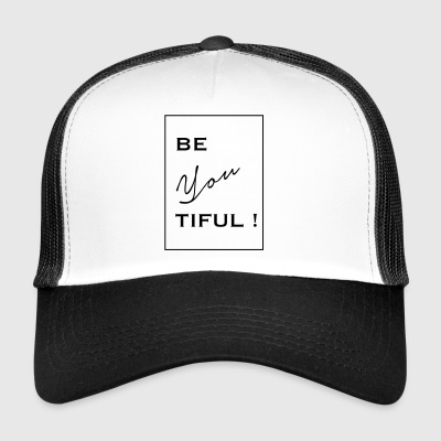 beyoutiful - Trucker Cap