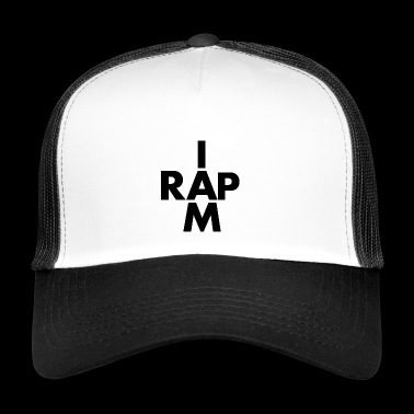 T rap - Trucker Cap