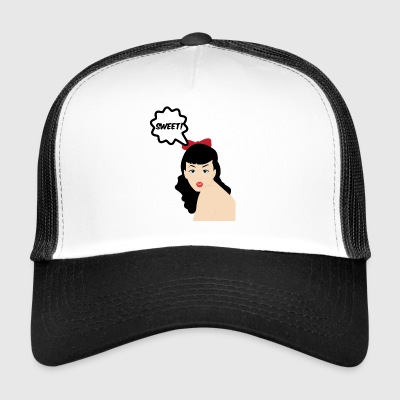 Pin-Up Girl / Rockabilly / 50s: Makea! - Trucker Cap