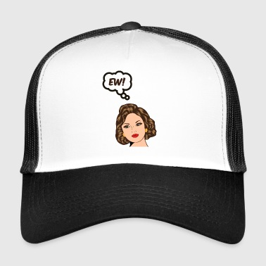 Pin-up / Rockabilly / 50: EW! - Trucker Cap