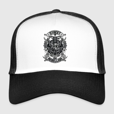 Street Rebellion2 - Trucker Cap