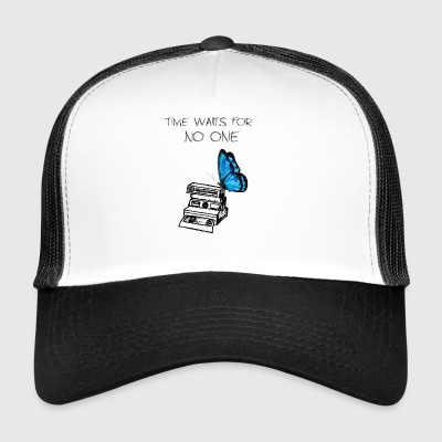 Life Is Strange : Time Waits For No One - Trucker Cap