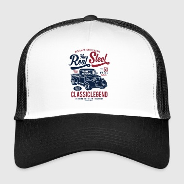 The Real Steel - Trucker Cap