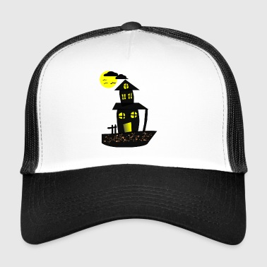 house - Trucker Cap