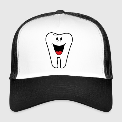 tooth - Trucker Cap