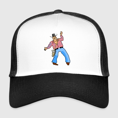 Cow-boy - Trucker Cap