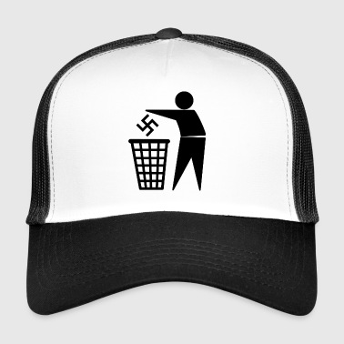 antifa - Trucker Cap