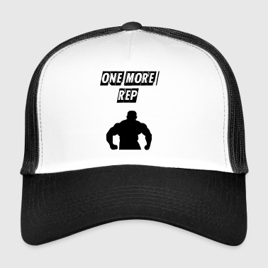 one more rep - Trucker Cap