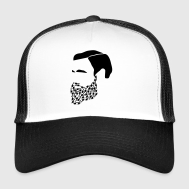 Ogni guardia forestale indossa la barba - Trucker Cap