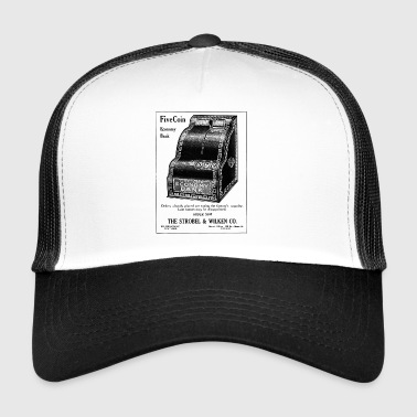 Old advertising - Trucker Cap
