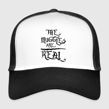 Fairy Tales: The Muggles Are Real - Trucker Cap