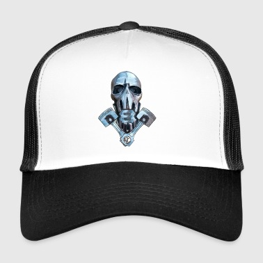 SuperFanatique V8 - Trucker Cap