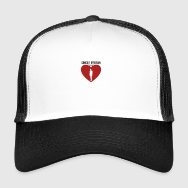 Single person - Trucker Cap