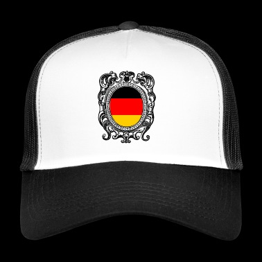 Germany flag Germany flag - Trucker Cap