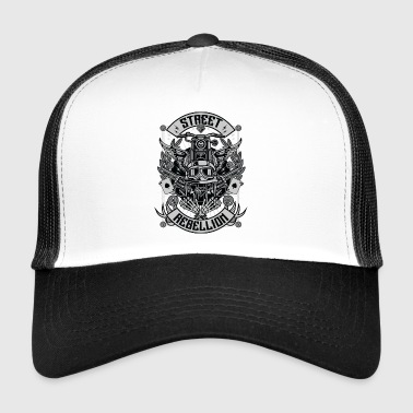 Straat Motorcycle Rebellion - Trucker Cap