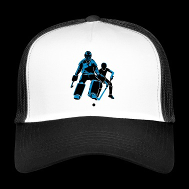 Goalie Feld-Hockey - Trucker Cap