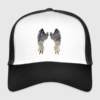 Wings wings - Trucker Cap