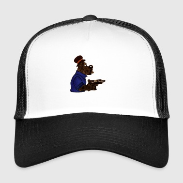 Graffiti - Character - SIR - Trucker Cap