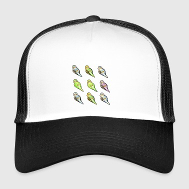 Budgies - Trucker Cap