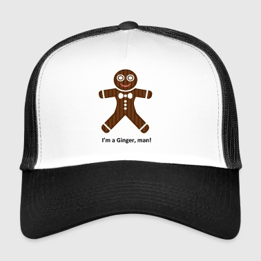 Isle of Ginger, you - Trucker Cap