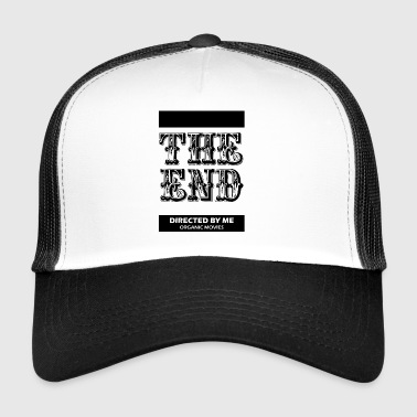 theendmovie blak - Trucker Cap