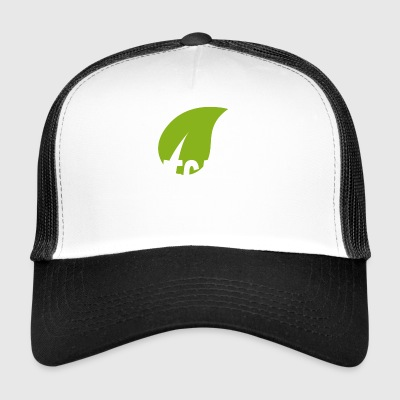 Vegan Love - Vegan Shirt - Trucker Cap