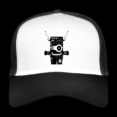Pippi nchen Jetté - Tech Collection Monster - Trucker Cap
