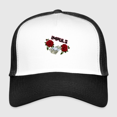 IMPULSE rot - Trucker Cap