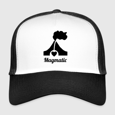 magmatic blak - Trucker Cap