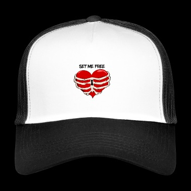 Set me free - Trucker Cap