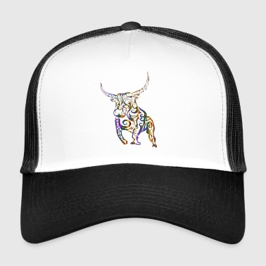 Tribal / Taurus - Trucker Cap