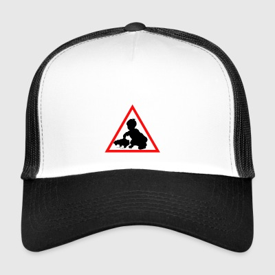 Attention baby - Trucker Cap