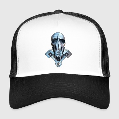 V8 SuperFanatique - Trucker Cap