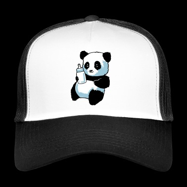 Panda Partnershirt - Baby - Trucker Cap