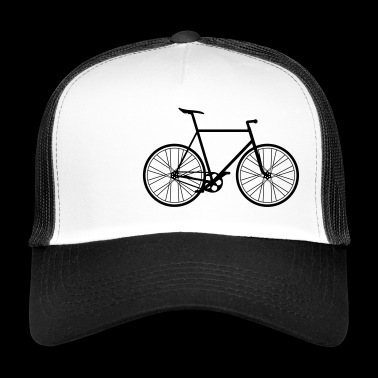 Enkelt hastighed - Trucker Cap