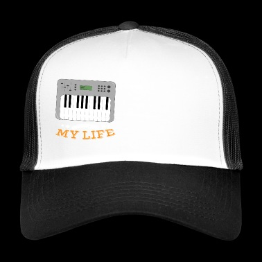 Synthesizer Changed My Life - Trucker Cap
