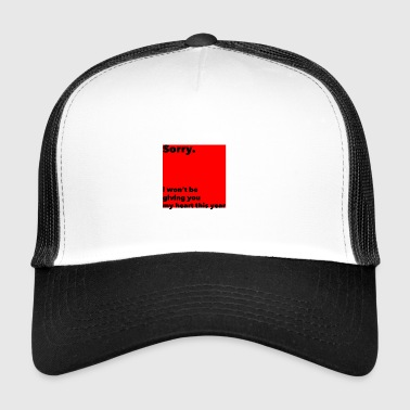 Valentine's days - Trucker Cap