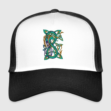 Celtic smok - Trucker Cap