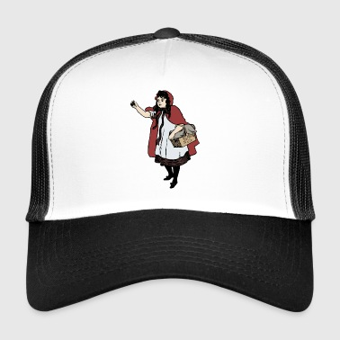 Little Red Riding Hood - Trucker Cap
