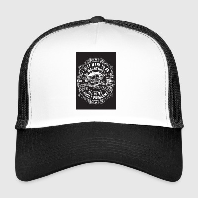 Mountains - Trucker Cap