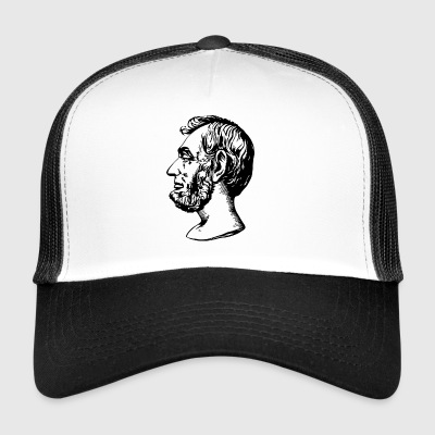 Abraham Lincoln - Trucker Cap