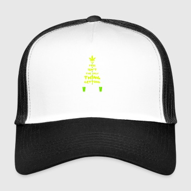 Christmas design - Trucker Cap