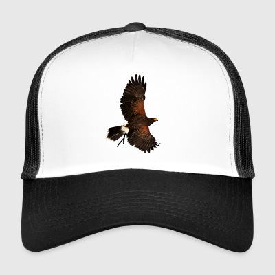 adler eagle birds voegel vogel1 - Trucker Cap