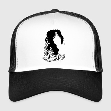 Luxus blak - Trucker Cap