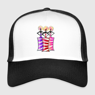 The dancers - Trucker Cap